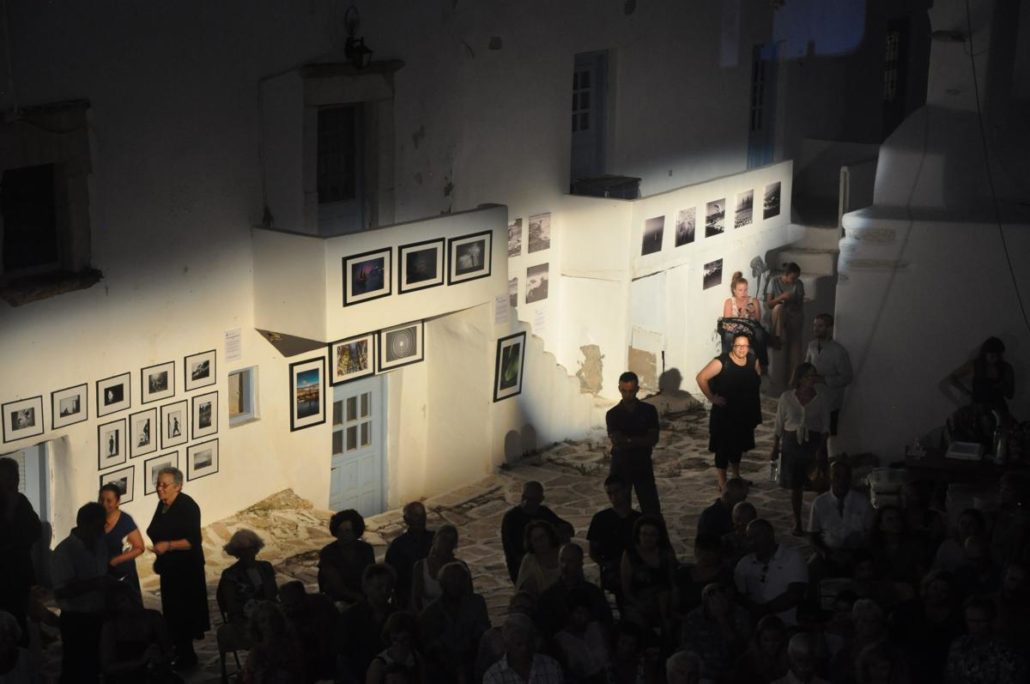 Antiparos International Photo Festival 2016, Greece