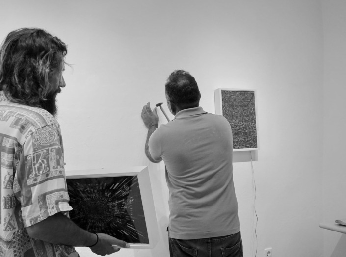 group exhibition art and artefact